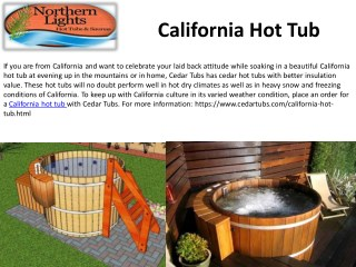 Buy Best Qaulity California Hot Tub