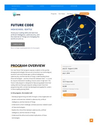 Future Code Seattle Program