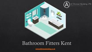 Bathroom Fitters Kent