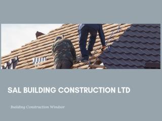 SAL Building Construction Ltd