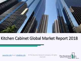 Kitchen Cabinet Global Market Report 2018