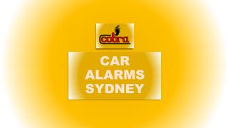 Foolproof Car Security Systems to Bank on for Your Cars