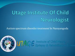 Autism spectrum disorder treatment in Narayanguda