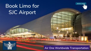 Book Limo for SJC Airport