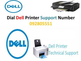 Call at Dell Printer Technical Support Number 092805551 and get instant solution