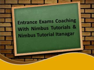 Nimbus Tutorials – Best Institute in India