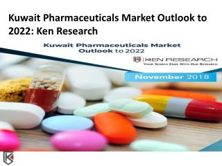 Pharmaceuticals industry in Kuwait, Cardiovascular Drugs Revenue Kuwait - Ken Research
