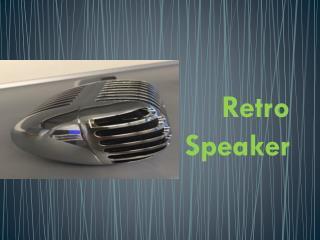 Retro Speaker :- Retro Audio Workshop