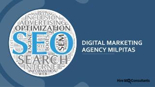 Digital marketing agency Milpitas