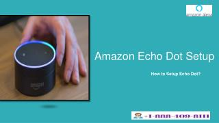 For Amazon echo Dot setup visit alexa amazon com