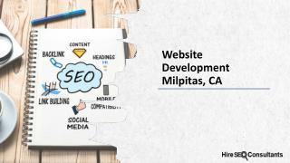 Website Development Milpitas