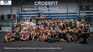 Personal Trainer Markham From Crossfit Solid Ground