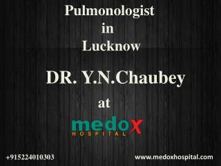 Pulmonologist in Lucknow