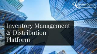 Travel Inventory Management & Distribution Platform (TIMDP)