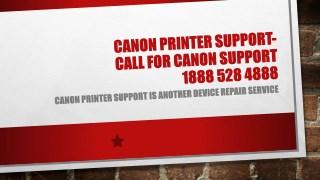 Canon Printer Support -Call For Canon Support- Free PDF