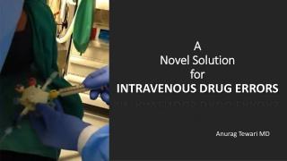 A Novel Solution for Drug Error