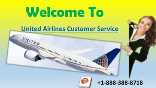 Book Your Ticket With United Airlines Number