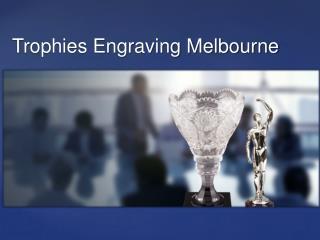 Scotia Engraving Co. - Trophies Engraving Melbourne