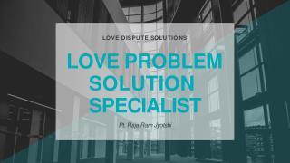 Famous Love Problem Solution Specialist 91 9855638485