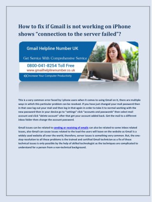 How to recover emails from Gmail?