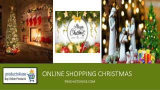Christmas products 2018 | Buy Christmas Tree, Lights, Cards, Cake, Candy, Santa