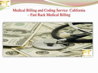 Medical Billing Company California | Dialysis Medical Billing CA