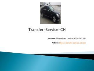 Transfer Service CH