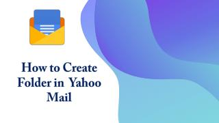 How to Create Folder in Yahoo Mail