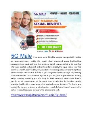 http://www.kingofsupplement.com/5g-male/