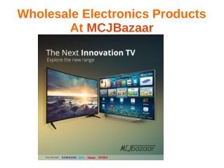 Wholesale Electronics Products