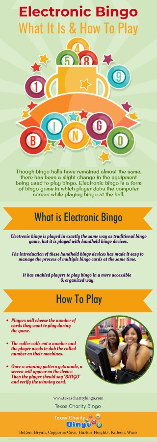 Electronic Bingo What It Is & How To Play