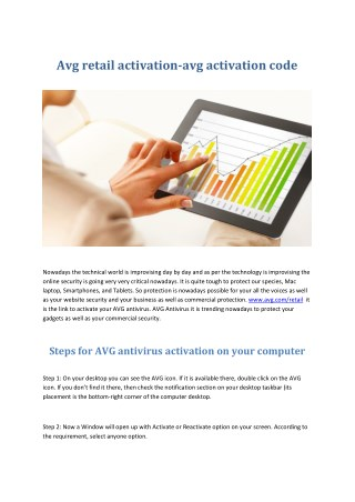 avg retail activation-avg activation code