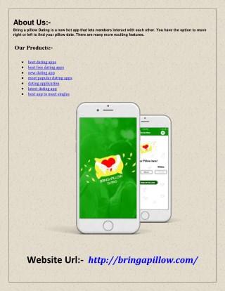 latest dating app