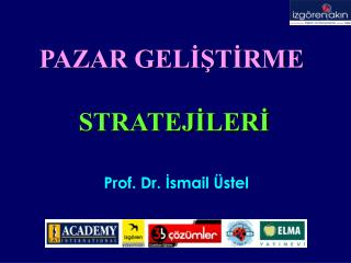 Prof. Dr. Ismail  stel