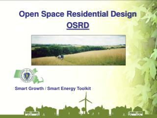 Open Space Residential Design  OSRD