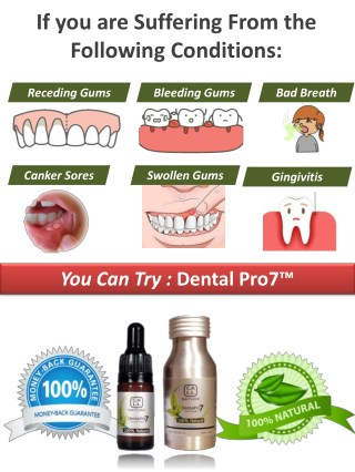 Cure Halitosis Permanently