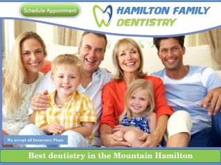 Search the best dental services in Hamilton