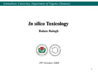 In silico Toxicology