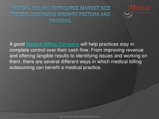 Medical Billing Outsource Market Size Trends, Emerging Growth Factors and Regional