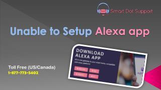 Best Tips to FIx Errors Download Alexa App
