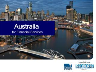 Australia  for Financial Services