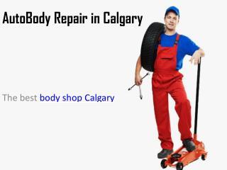 Body Shop Calgary