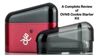 A Complete Review of OVNS Cookie Starter Kit
