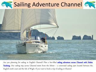 Sailing Adventure Channel