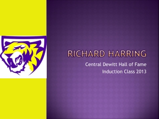 Richard Harring