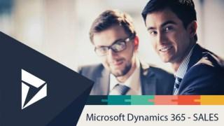 Microsoft Dynamics 365 - Sales Management