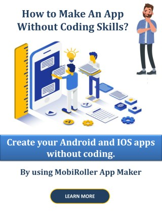 How to Make an App Without Coding?