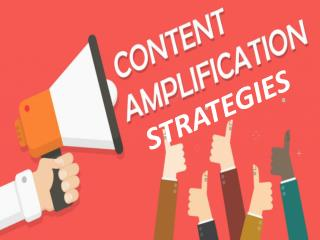 Content Amplification Strategies