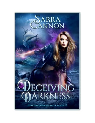 Read Online and Download Deceiving Darkness By Sarra Cannon [PDF]