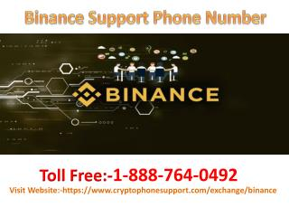 Trouble because of inability to sign in on Binance
